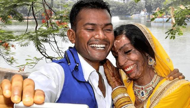Я влюбился в голос: Парень женился на девушке, несмотря на ее особенность