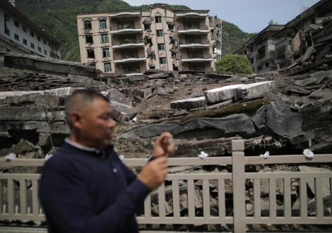 Forte terremoto in Cina: almeno 3 morti e decine di feriti