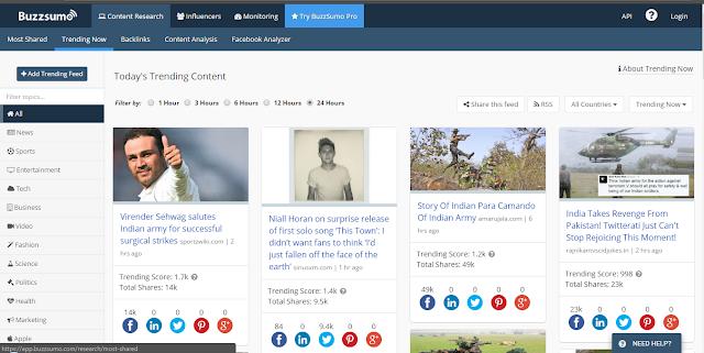 ـ خدمة مميزة لمعرفة المحتوى الشائع في نيتش معين و الإطلاع على إحصايئات هامة حوله ! 48.PNG