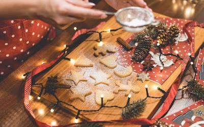 Cuidar alimentación Navidad