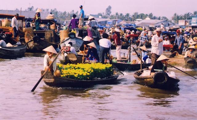 Vietnam Family Tours in Mekong Delta 1