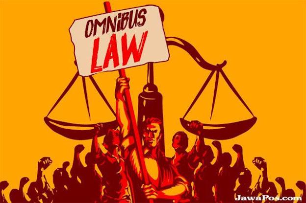 Mayoritas Masyarakat Mendukung Omnibus Law Cipta Kerja