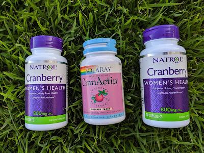 Cranberry capsules - www.modenmakeup.com