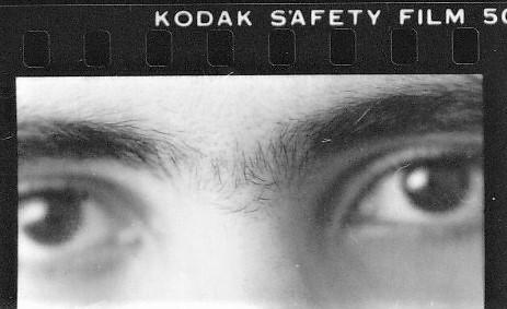The Eyes of Lenny Campello circa 1980