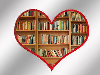 Library Lovers Month, I Love My Library Month
