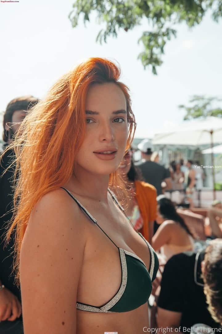 Bella Thorne Sexy Bikini Photos - Hot Lingerie Pics