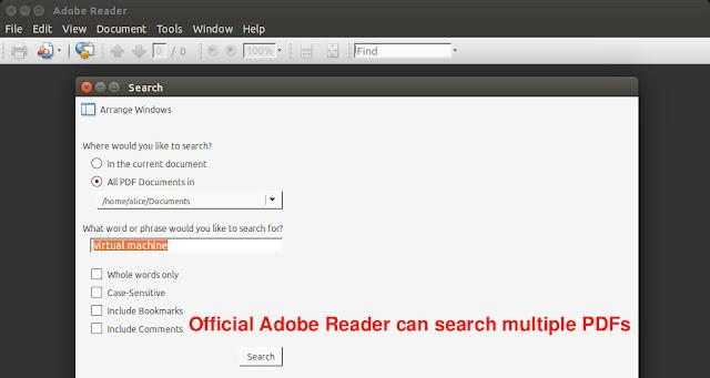 تحميل برنامج Adobe PDF Reader لقراءة المستندات برابط مباشر