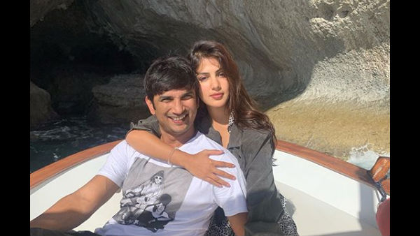 Rhea Chakraborty Confirmed Her Wedding With Sushant Singh To A Property Dealer!