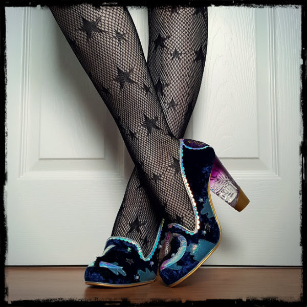 Irregular Choice Stars At Night