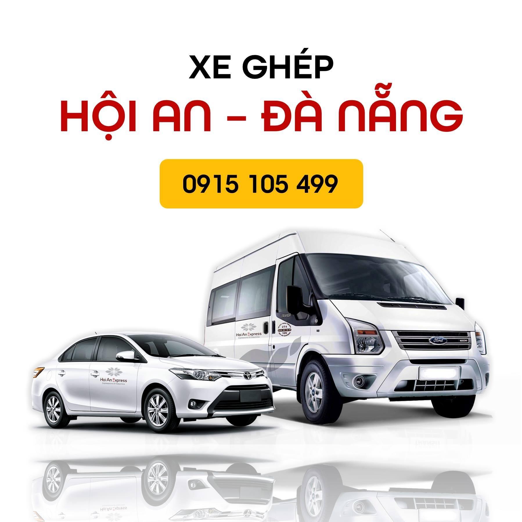 Xe ghép Hội An - Đà Nẵng (Hoi An Express Travel Agency - Hoi An Branch)