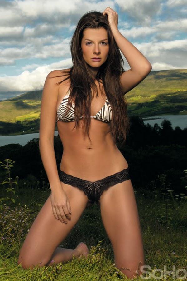 Carolina Cruz En La Revista Soho «dos Ediciones»