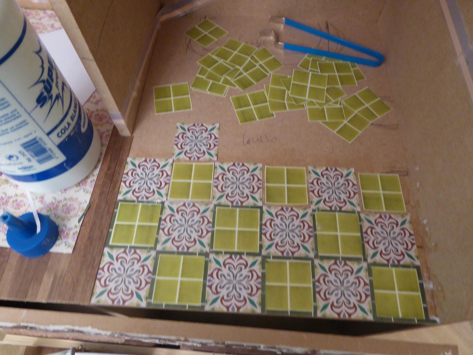 Minimontse suelos de papel - Papel para suelo ...
