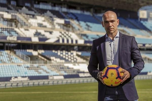 """Manolo Gaspar - Málaga -: """"Jugadores de nivel van a venir y están viniendo"""""""