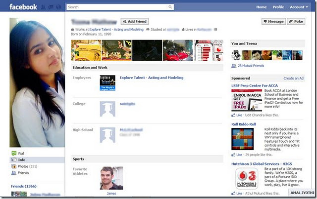 Details-evertything Pictures Is Using Find Who Facebook Profile Fake