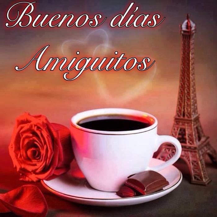 Buenos días Amiguitos