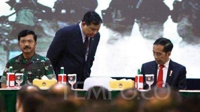 Prediksi Arief Poyuono, Prabowo Takut Dicopot dari Kabinet Kalau Temui Ha6ib Ri2ieq