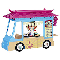 MLP Equestria Girls Minis Sunset Shimmer's Rollin' Sushi Truck