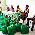 Serikandi Linmas Desa Binakarya Banyuresmi Garut, Sukses Mendapatkan Tiga Puluh Paket Seragam Lengkap