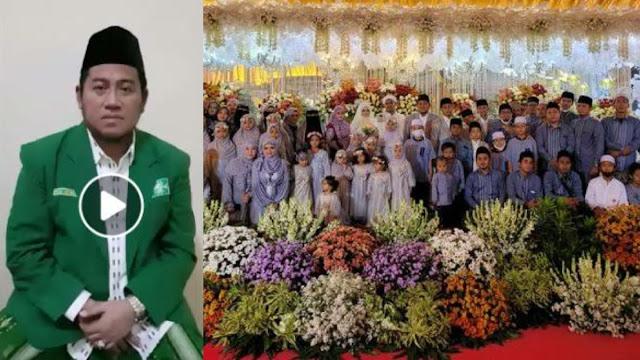 Gelar Pernikahan saat PPKM Level 4, Ketua PCNU Jember Didenda Rp10 Juta
