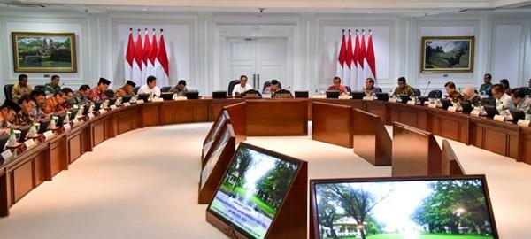 Presiden Jokowi: RPJMN 2020-2024 Jadi Panduan, Jelas Dan Realistis Membangun Indonesia Maju