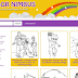 Imagens para livro de colorir personlizado