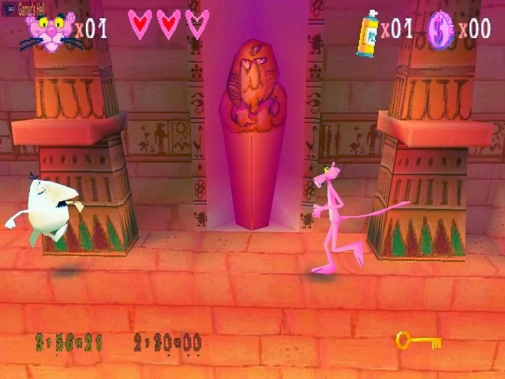 GRATUIT PURSUIT TÉLÉCHARGER PINK PANTHER PINKADELIC