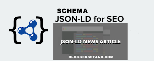 How To Add JSON-LD Schema News Article Markup For SEO