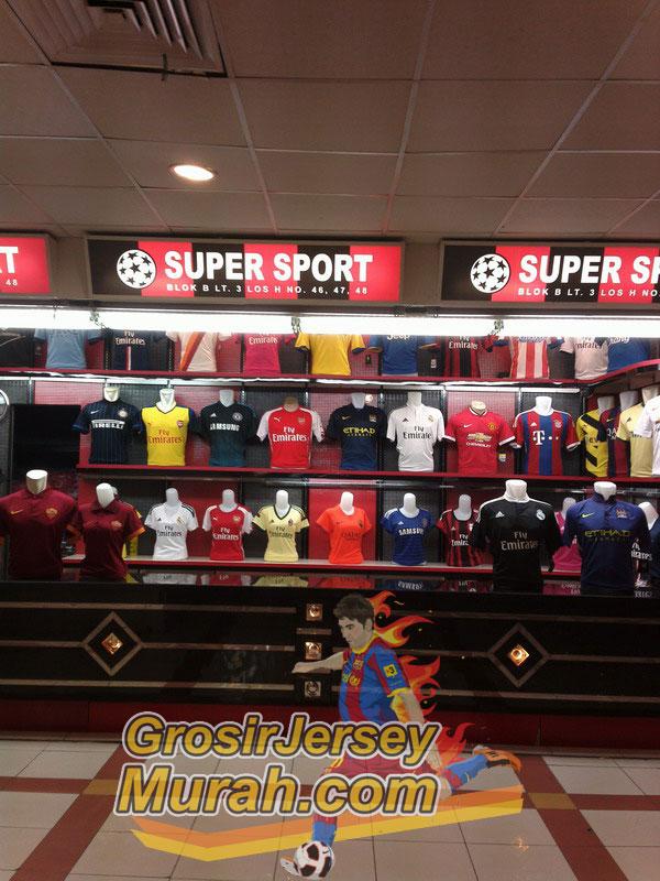 Toko Jersey Murah Super Sport Tanah Abang Jakarta Pusat