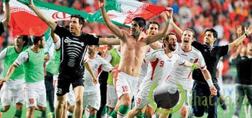 Berdirinya Negara Iran