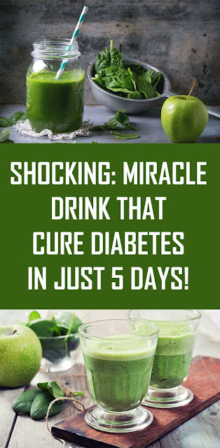 Miracle Drink That Cure Diabetes