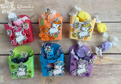 Cute Unicorn Taffy Treats