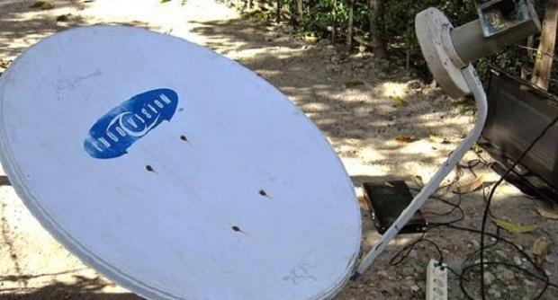 Experiment Modifikasi Antena Indovision Menjadi Antena Parabola Biasa, S-Band Ke C- Band