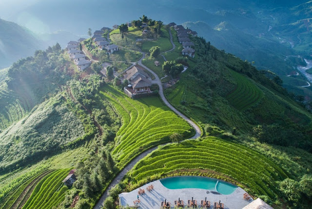 Topas Ecolodge - One of the most luxurious and beautiful resorts in Sapa 2