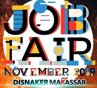 Daftar Perusahaan Peserta Job Fair Makassar November 2019