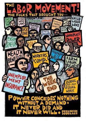 glen brown: Labor Day