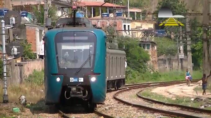 Polícia prende homem que vendia drogas dentro dos trem da SuperVia no RJ