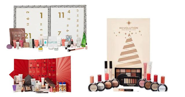 Calendario De Adviento Maquillaje.Los Mejores Calendarios De Advientos De Belleza Y Maquillaje 2018