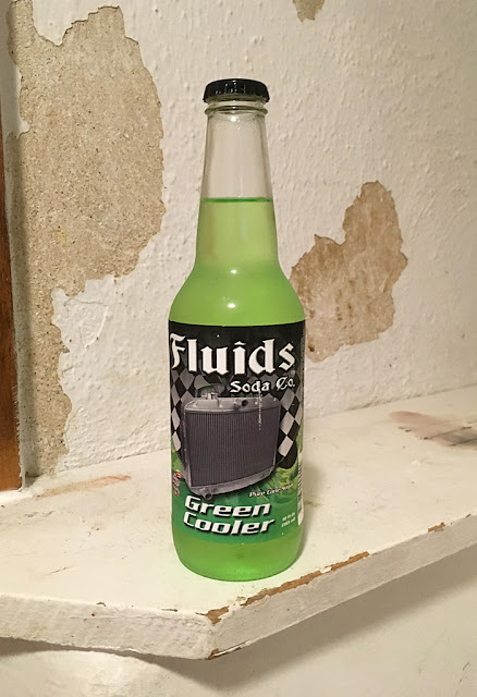 Fluids Soda Green Cooler