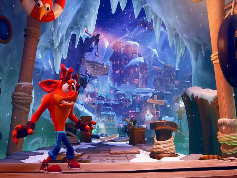 Crash Bandicoot 4 It's About Time Highly Compressed Free Download