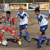 Copa Santiago: Independiente (Beltrán) 2 - Vélez (San Ramón) 1.