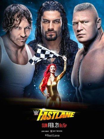 WWE Fastlane 2016 Download
