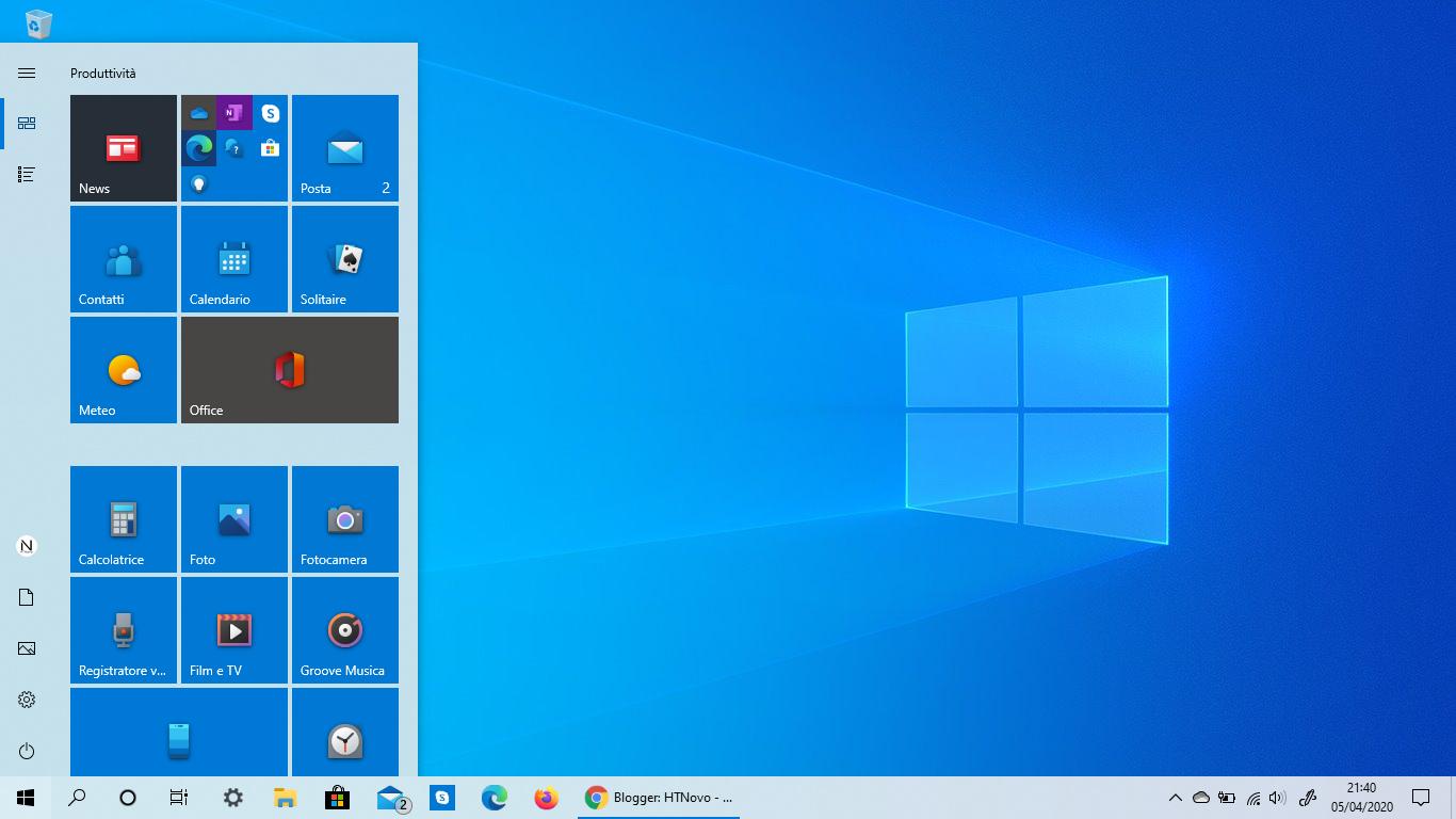 Anche l'app Office ottiene la nuova icona in Windows 10