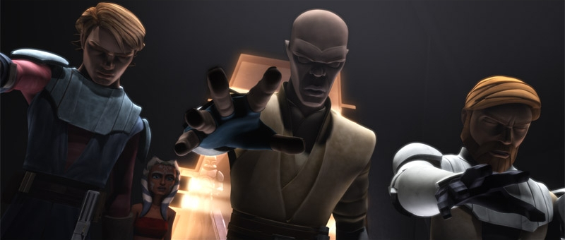 Clone Wars - New Force Powers & Other Force Feats in The