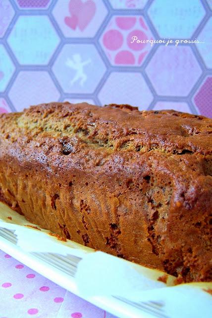 Cake Noix De Pecan Poudre De Chocolat