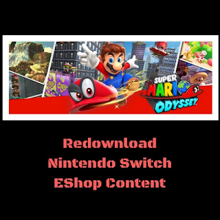 Redownload Nintendo Eshop Games Wii U