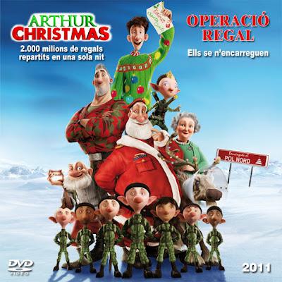 Arthur Christmas - Operació Regal