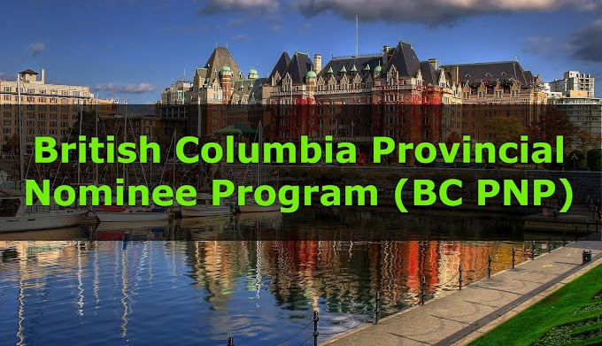 British Columbia Provincial Nominee Program: 279 Invitations Sent