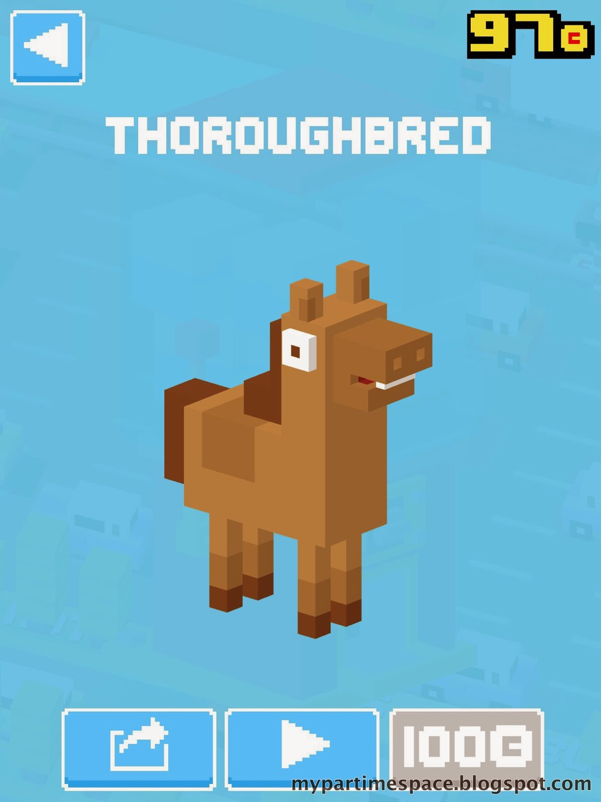 Crossy Road iOS review