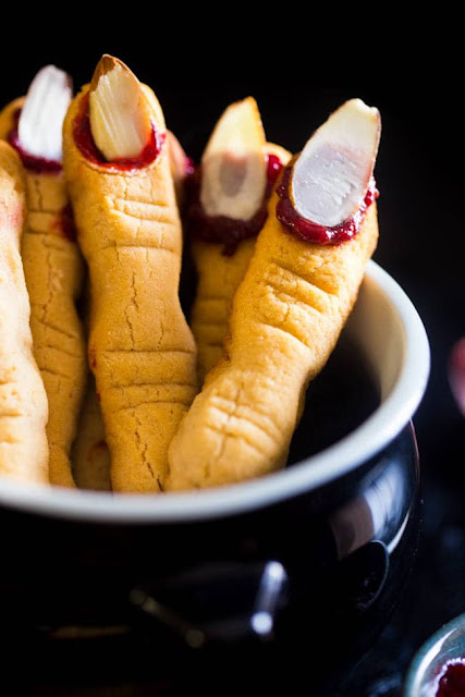 Halloween cupcakes Treats