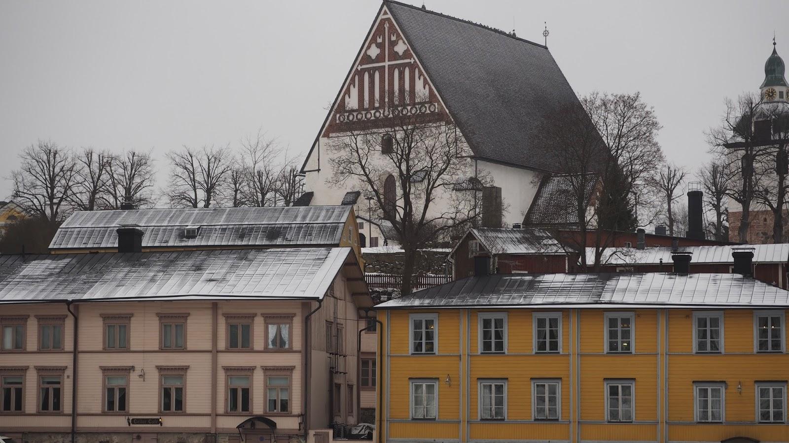 vanha porvoon kaupunki